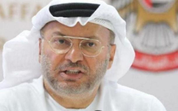قرقاش: الإمارات تدعم عودة إنتاج النفط في ليبيا