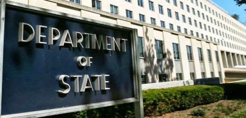 الخارجية الأمريكية: واشنطن تعمل على منع طهران من حيازة السلاح