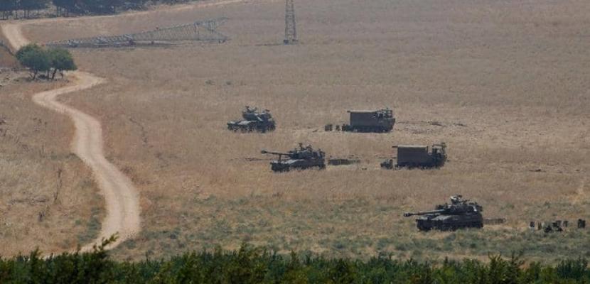 إطلاق نار بين الجيش الإسرائيلي وحزب الله في منطقة مزارع شبعا