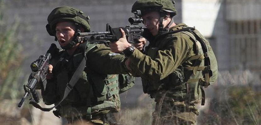 إصابات بالاختناق خلال مواجهات مع الاحتلال الإسرائيلي في الخليل
