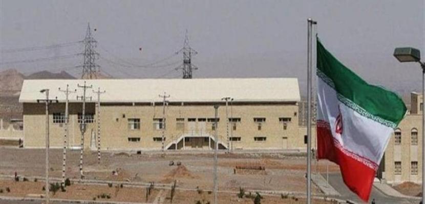 """طهران تسجل """"حادثاً"""" في محطة نطنز النووية"""