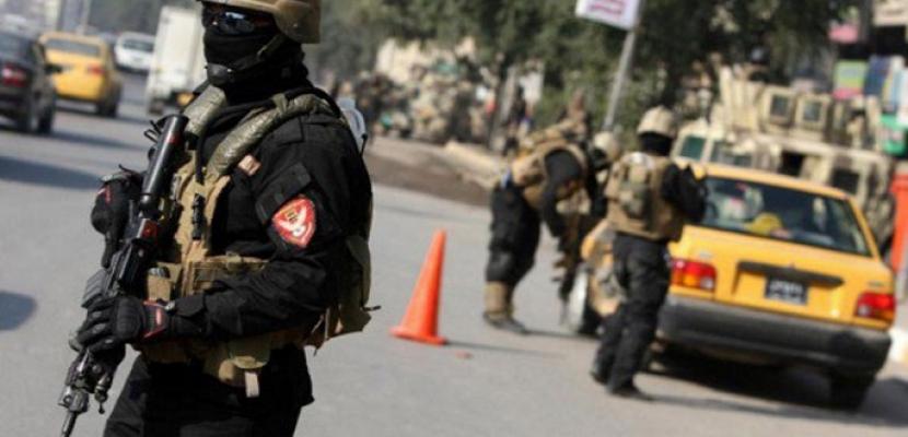تفكيك صاروخين معدين لاستهداف المنطقة الخضراء ببغداد