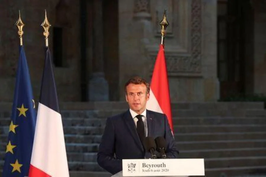 وثيقة فرنسيه للإصلاح في لبنان المثقل بالأزمات