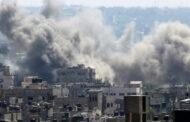 قصف إسرائيلى على أنحاء متفرقة من قطاع غزة