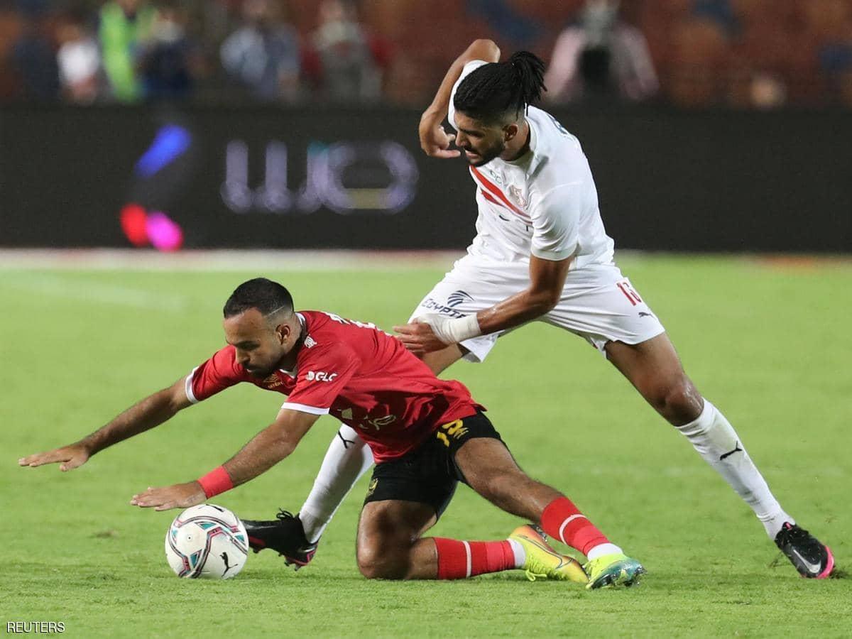 الزمالك يحقق فوزا كبيرا على الأهلي بقمة الكرة المصرية