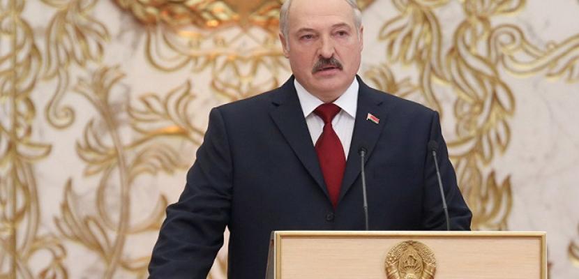 لوكاشينكو: لن تكون هناك إعادة للانتخابات الرئاسية في بيلاروسيا ومستعد لتقاسم السلطة