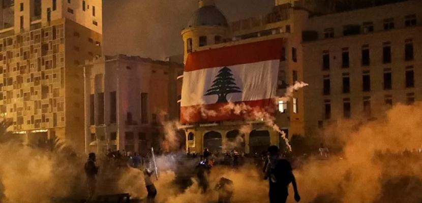 على وقع كارثة انفجار بيروت.. استقالة الحكومة اللبنانية برئاسة حسان دياب