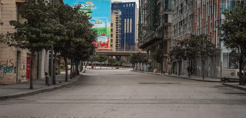 إغلاق عام بلبنان ومنع التجول ابتداء من الجمعة لمنع تفشي كورونا