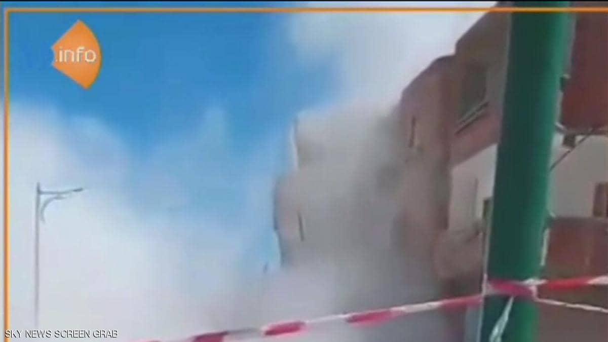 الجزائر.. هزة أرضية جديدة ولا خسائر بشرية