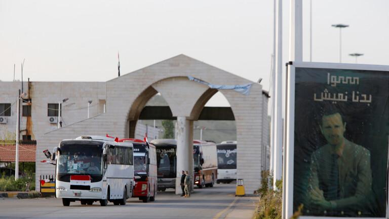 لبنان يعلن فتح الحدود البرية لعبور اللبنانيين الراغبين بالعودة من سوريا