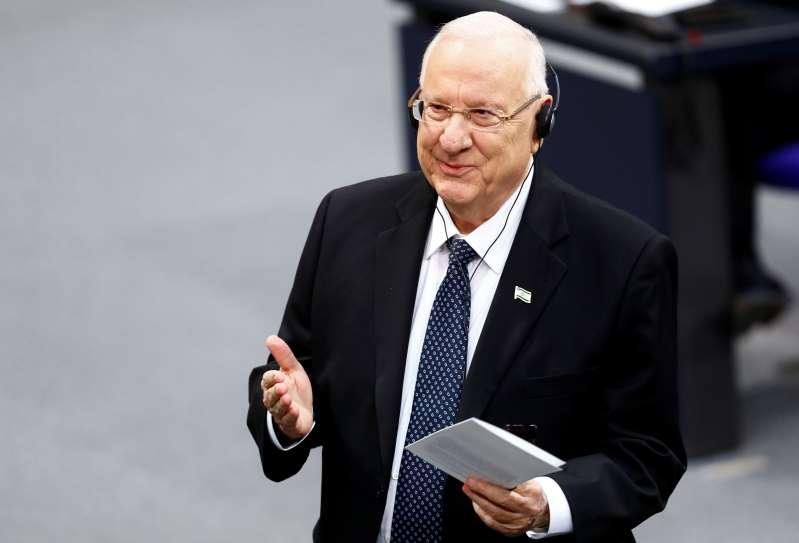 الرئيس الإسرائيلي يدعو ولي عهد أبوظبي إلى زيارة القدس
