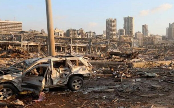 ارتفاع حصيلة انفجار بيروت إلى أكثر من 100 قتيل و4 آلاف مصاب