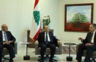 رئيس الوزراء اللبناني المكلف: نأمل في تشكيل حكومة من الكفاءات لإجراء إصلاحات شاملة
