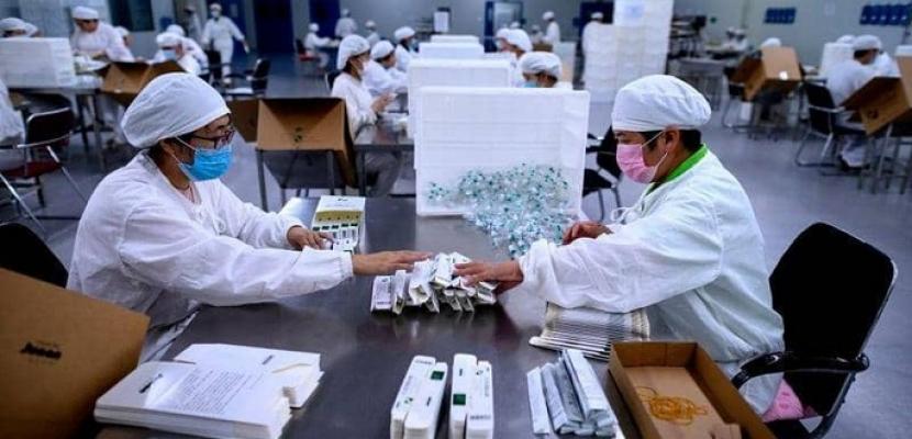 بعد روسيا .. الصين تمنح أول براءة اختراع للقاح مضاد لفيروس كورونا