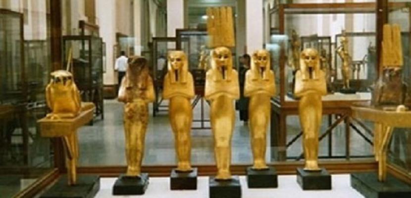 """وزير السياحة والآثار يفتتح متحف """"ملوك الشمس"""" بالتشيك الأسبوع المقبل"""