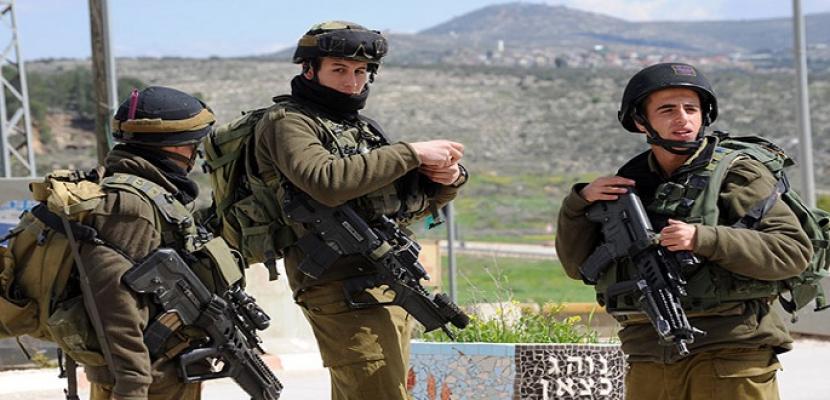 الاحتلال الإسرائيلي يعيق العمل بتمديد خط مياه جنوب شرق طوباس بالضفة الغربية