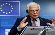 بوريل: الاتحاد الأوروبي قد يفرض عقوبات على السفن التركية بسبب خلاف شرق المتوسط
