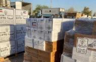 الكويت ترسل طائرة مساعدات طبية إلى لبنان