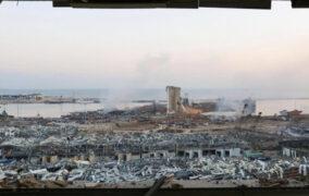 فرنسا ترسل أطباء ومساعدات إلى لبنان بعد كارثة بيروت