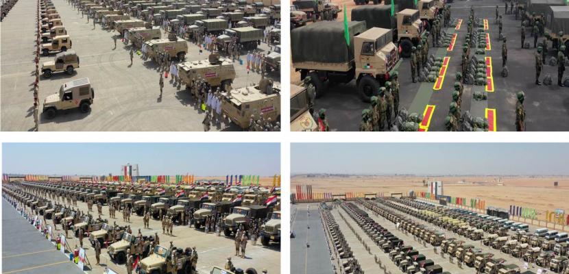 القوات المسلحة تستعد لتأمين انتخابات مجلس الشيوخ 2020 بالتعاون مع وزارة الداخلية