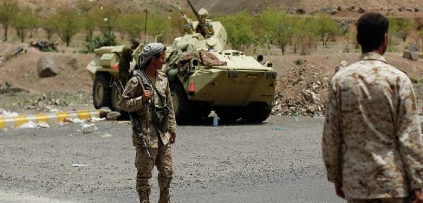 الحوثيون يعترفون بمقتل 14 قياديا بنيران الجيش اليمنى فى مأرب
