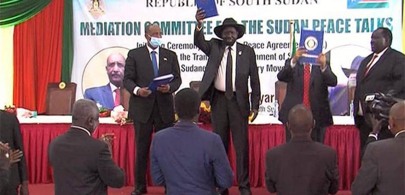 وساطة مفاوضات السلام السودانية تتطلع إلى دعم اقليمي للاتفاق