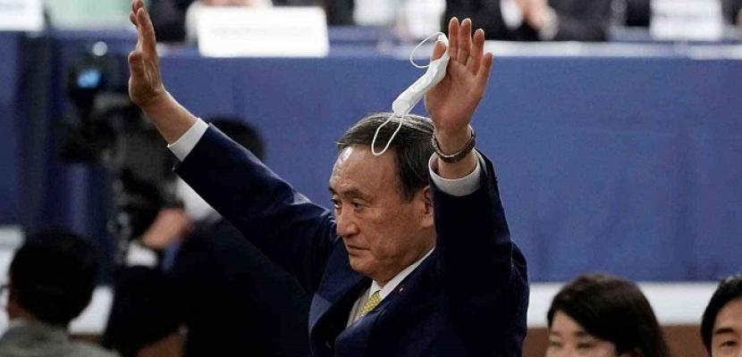 سوجا يفوز بزعامة الحزب الحاكم في اليابان ويستعد لمنصب رئيس الوزراء