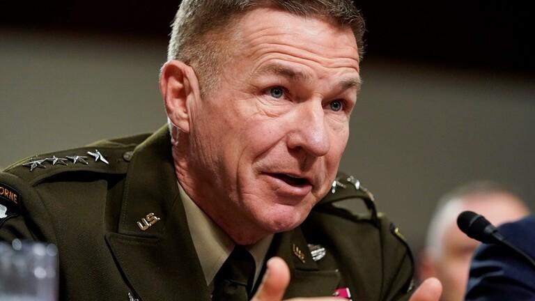 قائد الجيش الأمريكي: لن نوصي بالقتال إلا كملاذ أخير