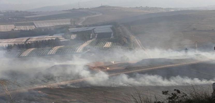 سماع دوي انفجارات وقذائف مدفعية جنوب لبنان