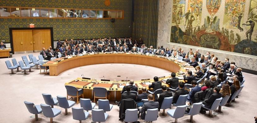 مجلس الأمن يطالب بوقف فورى للمعارك فى ناجورانو كاراباخ