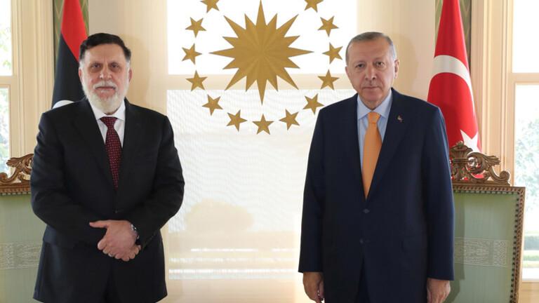 أنقرة تبحث مع طرابلس مشاريع إطلاق أشغال تنقيب عن النفط والغاز برا وبحرا