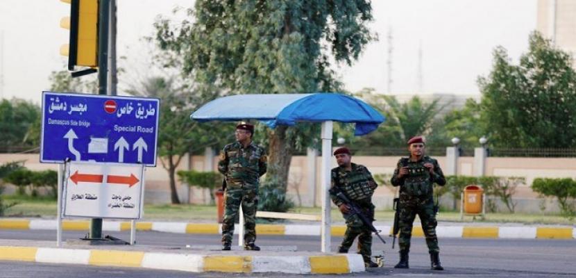 انفجار عبوة ناسفة كانت تستهدف سيارات دبلوماسية بريطانية ببغداد.. ولا إصابات