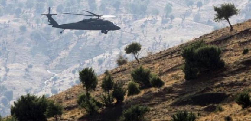طائرات تركية تقصف مناطق في دهوك العراقية