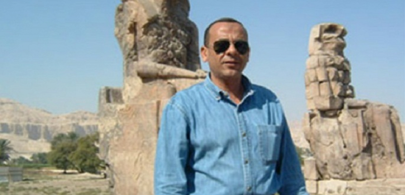 الآثار: العثور على تابوت حجري وتماثيل من الأوشابتي بمنطقة آثار الغريفة بالمنيا