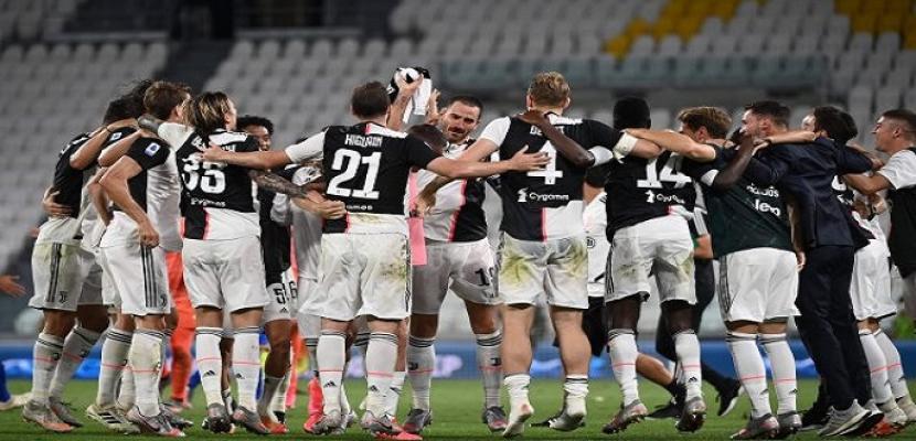 يوفنتوس يستقبل 1000 مشجع في أولى مبارياته بالموسم الجديد من الدوري الإيطالي أمام سامبدوريا