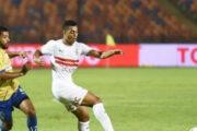 الزمالك يفوز على طنطا 3-1 فى افتتاح الاسبوع 29