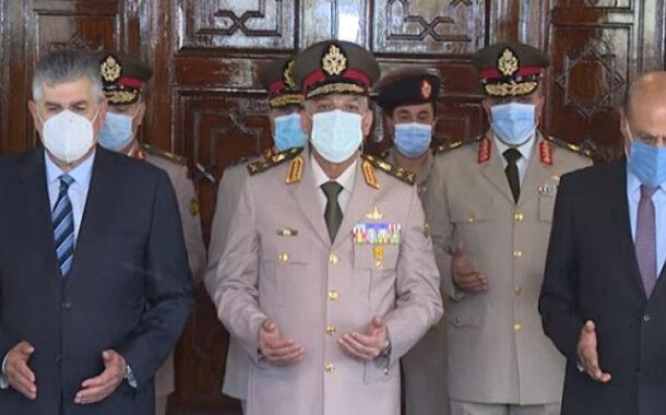 الرئيس السيسى ينيب وزير الدفاع للمشاركة فى إحياء الذكرى السنوية لرحيل الزعيم جمال عبد الناصر