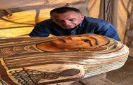 البعثة المصرية تعثر على 14 تابوتًا جديدًا بمنطقة سقارة
