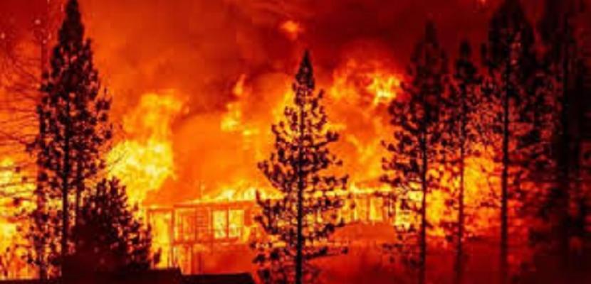مصرع 35 شخصًا في حرائق الغابات التي تجتاح غرب الولايات المتحدة