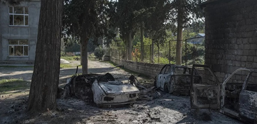الدفاع الأذربيجانية تتهم أرمينيا بإطلاق صواريخ باليستية والأخيرة تنفي