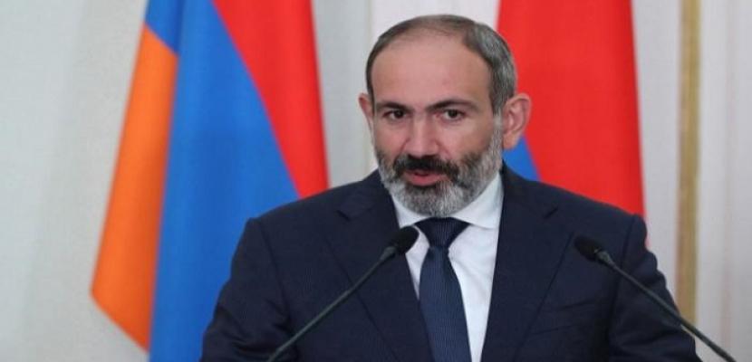رئيس وزراء أرمينيا يتهم تركيا بقيادة هجوم إرهابى وابادة جماعية مع اذربيجان فى ناجورنو كاراباخ