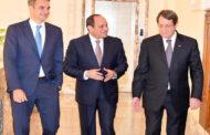 القمة الثلاثية بين مصر وقبرص واليونان تتناول سبل التعاون المشترك في نيقوسيا