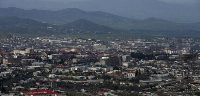 الهدوء يخيم على عاصمة اقليم كارابخ فى ظل صمود اتفاق وقف اطلاق النار
