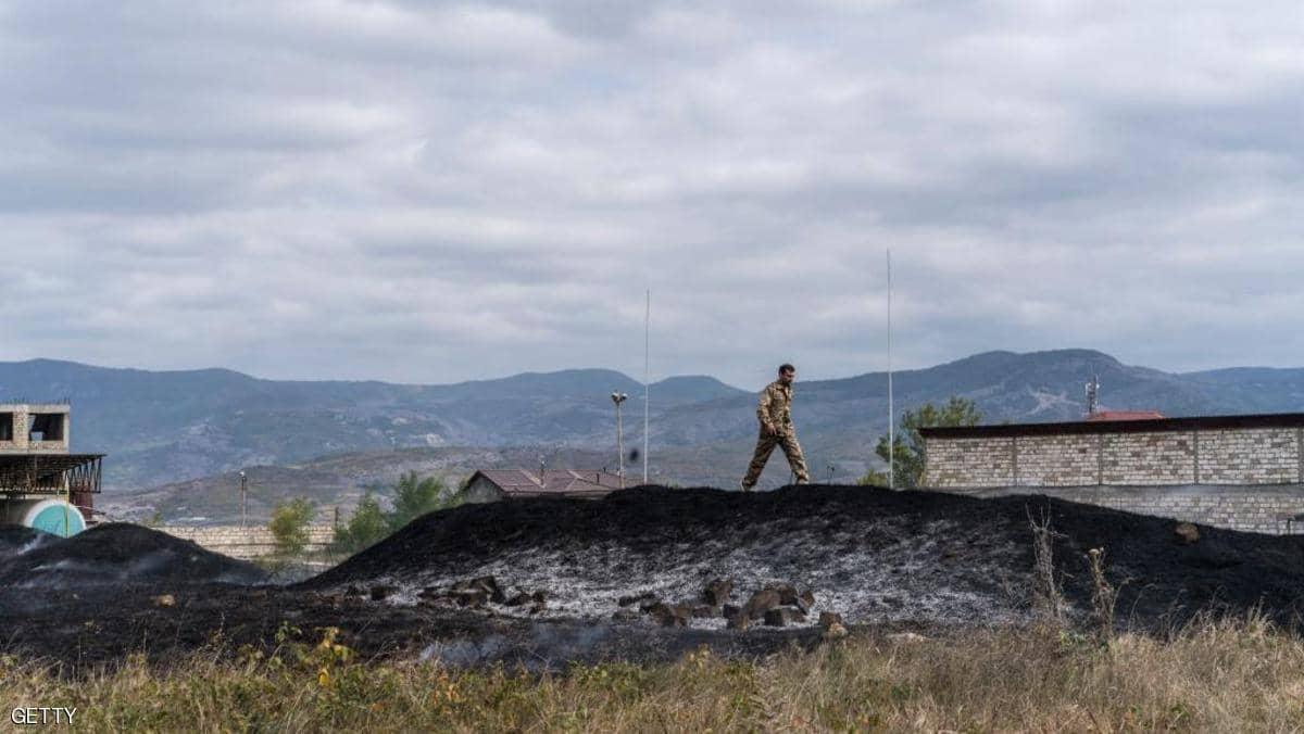 معارك ضارية في كارباخ بعد هجوم لجيش أذربيجان
