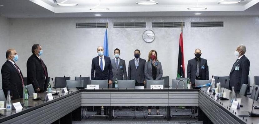 جولة رابعة من محادثات اللجنة العسكرية الليبية بجنيف.. والأمم المتحدة تدعو لفتح المعابر وإطلاق المحتجزين
