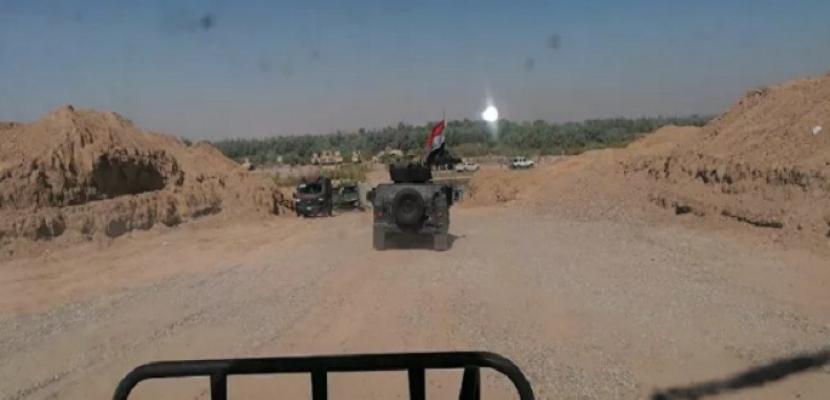 """الجيش العراقي يسيطر على مأوى خطير لـ""""داعش"""" في عملية عسكرية لتطهير جزيرة شمالى العراق"""