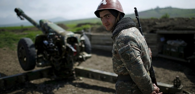 أذربيجان تعلن سيطرتها على مدينة قرب الحدود مع أرمينيا