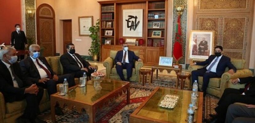 المشري : نسير نحو إنهاء المرحلة الانتقالية في ليبيا