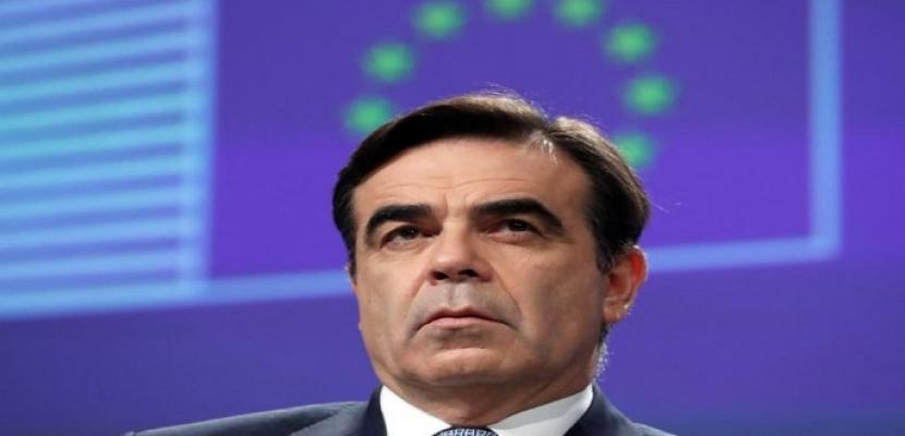 إصابة نائب رئيس المفوضية الأوروبية بفيروس كورونا