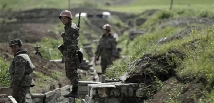 """قوات حفظ السلام الروسية تبدأ عملية المراقبة في """"قره باغ"""" تزامنا مع استقالة وزير خارجية أرمينيا"""